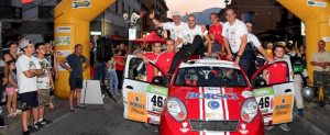 Motori, LM Motorsport Racing Team: brillante esordio al quarto Rally della Ciociaria