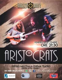 Isola Liri Industrie Sonore, in arrivo le band The Aristocrats e Greg Howe Trio