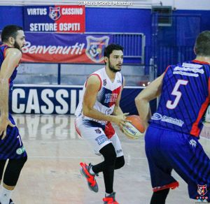 Basket, Serie B: Bpc Virtus Cassino, è big match con Salerno