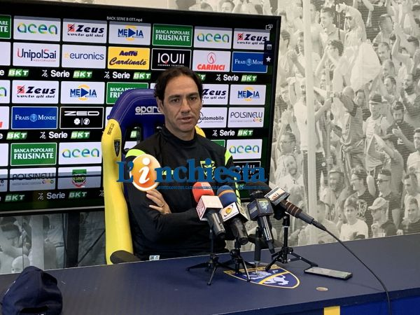 Alessandro Nesta in conferenza