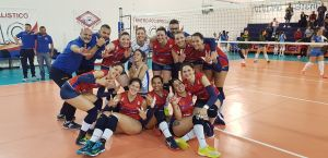 Volley femminile, Serie B1: l'Assitec Sant'Elia si gode la salvezza