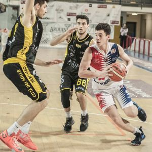 BPC Virtus Cassino, terzultima gara di regular season contro l'Axpo Legnano Knights