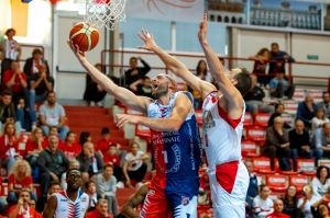 Basket, Serie A2: una sfortunata Virtus Cassino cede a Piacenza in gara 2 playout