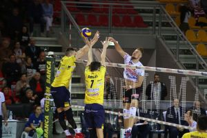Volley, SuperLega: Dusan Petkovic saluta la Globo Bpf Sora