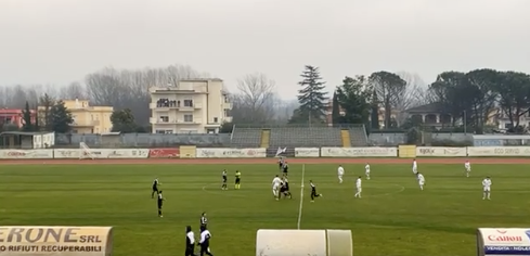 "Serie D, 1-1 tra Cassino e Savoia. Risultati e classifica del girone ""G"""