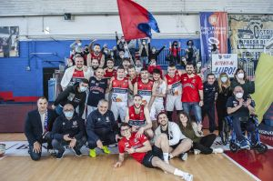 Basket, Serie B: la Bpc Virtus Cassino vola ai playoff