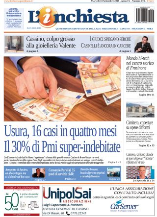 L'Inchiesta Quotidiano'